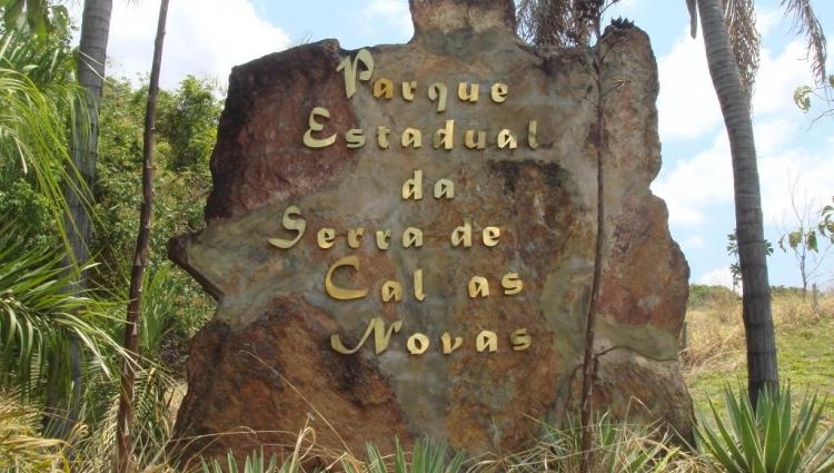 Foto Parque Estadual Serra de Caldas Novas
